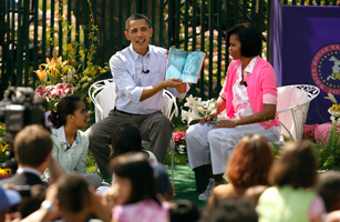 Of Thee I Sing: A Letter to My Daughters, by Barack Obama (Nov. 2010)