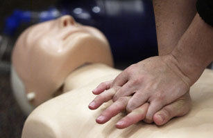 USA - CPR Training
