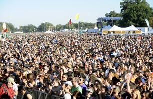 Austin City Limits Music Festival - Day 1