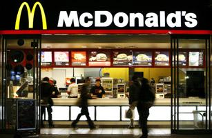 McDonald's restaurant is seen in Tokyo