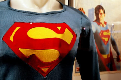 Auction Of Superman Suit In Melbourne - Preview