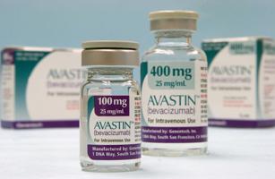 Roche's colon-cancer drug Avastin featured in a Cambridge, M