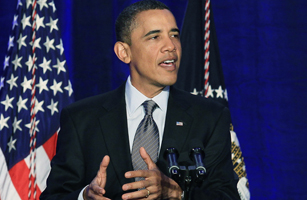 "President Obama Speaks At ""Health Care Action"" Conference"