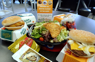 Is 'Healthy' Fast Food for Real?