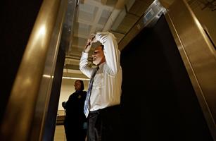 TSA Demonstrates New Imaging Technology At Reagan National Airport