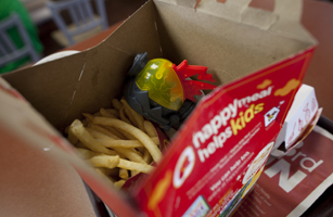 San Francisco Votes To Ban McDonalds Happy Meals