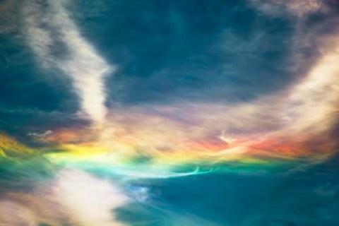 stress rainbow