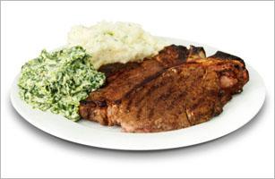 Morton's: Porterhouse Steak