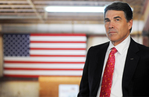 Gov. Rick Perry's Weird Science