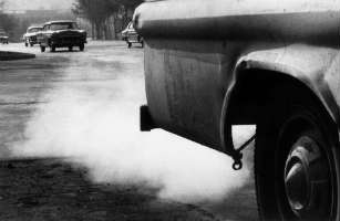 traffic air pollution heart attack