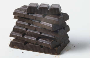 dark chocolate stroke