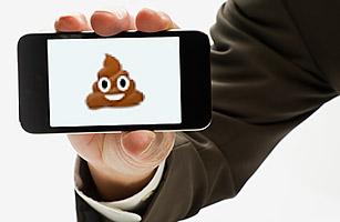 phone fecal bacteria