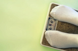 scale weight obesity