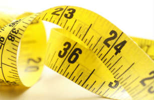 weight loss tape measure obesity