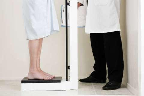 overweight doctors