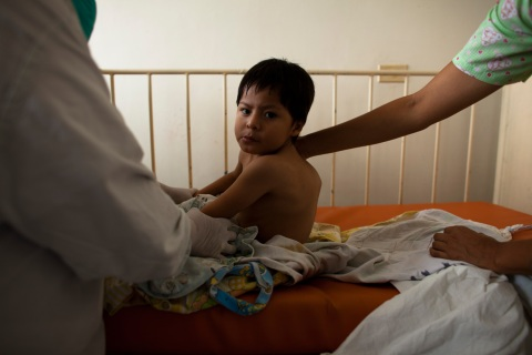 Tuberculosis in Peru