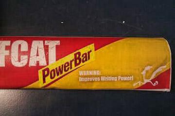 FCAT PowerBar