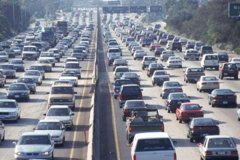 long commute traffic