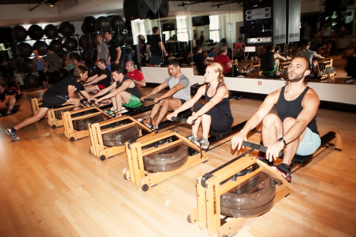 We Tried This: 'Shockwave' Rowing Workout   TIME.com
