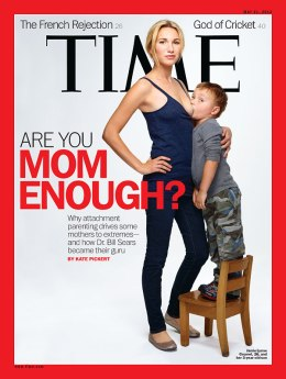 TIME Cover: Are You Mom Enough?