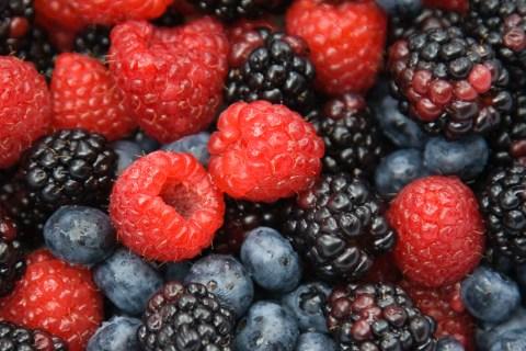 Berries can lower heart disease