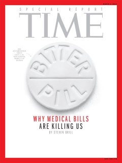 TIME Magazine Cover, Mar. 4, 2012
