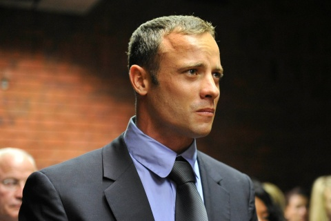 Bail Hearing Held As Oscar Pistorius Contests Murder Charge