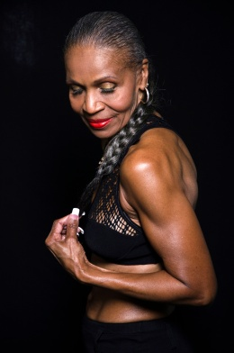 Washington Post Magazine profile of Ernestine Shepherd.