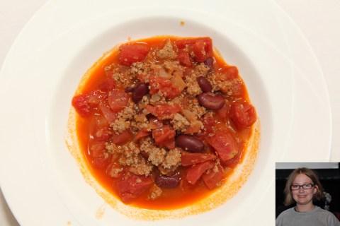 Scrumptious Chili