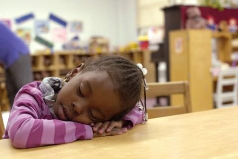 Child nap