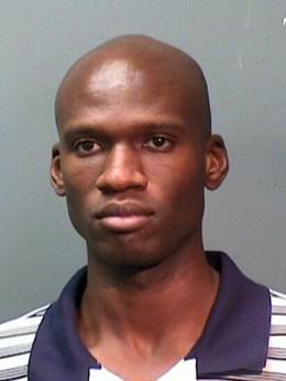 Slain Navy Yard gunman Aaron Alexis's mugshot from 2010 arrest