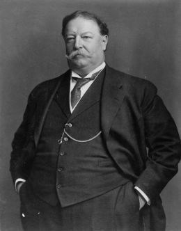 27th President of the United States, William Howard Taft.