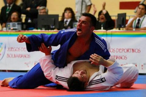 XVII Bolivarian Games Trujillo 2013 - Judo